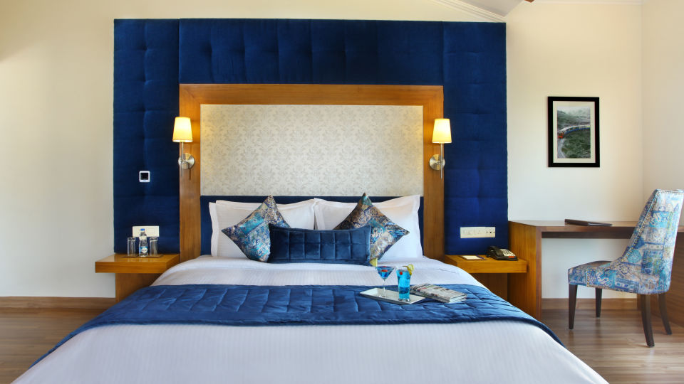 Executive Suite at RS Sarovar Portico, Palampur Hotels 3