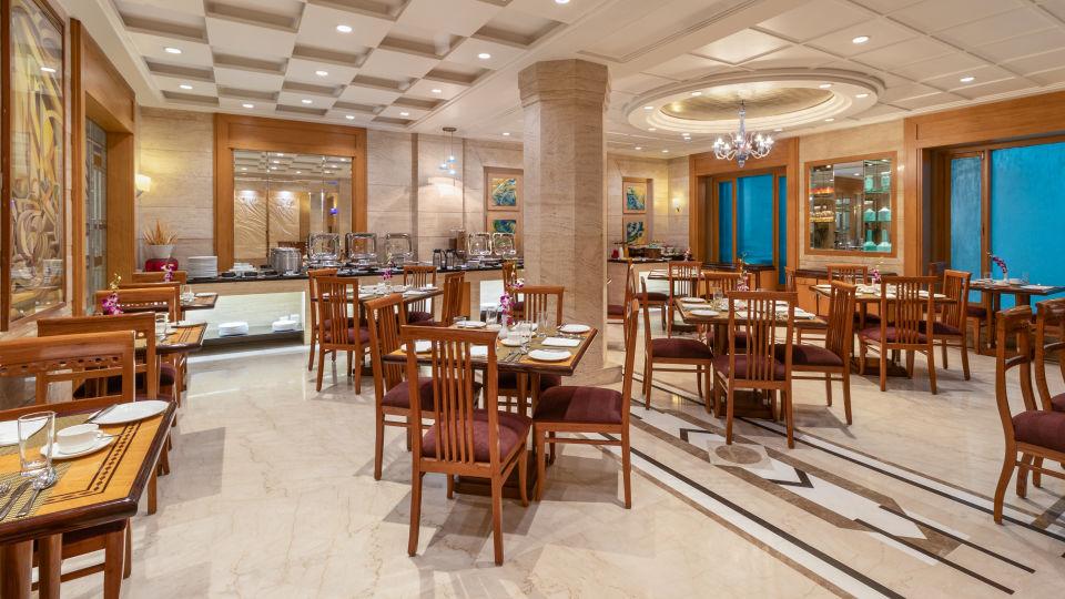 Kalupur Restaurant Left