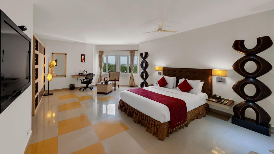 Executive Rooms with sea view in SRM Hotel Tuticorin, Hotel in Tuticorin