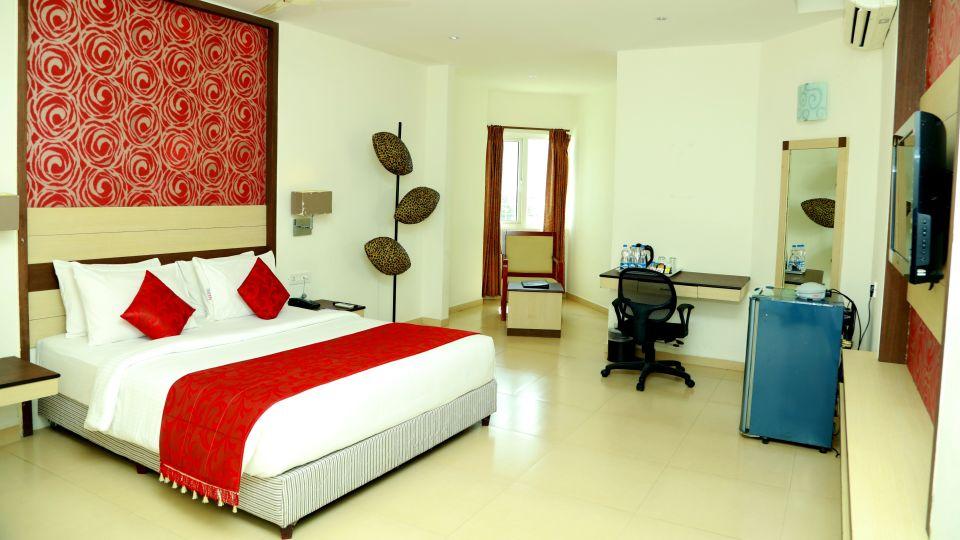 deluxe suite at Hotel SRM Tuticorin, Hotel in Tuticorin
