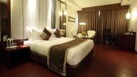 Club Room at Hotel Daspalla Hyderabad
