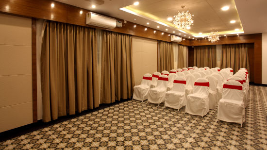 Banquet Hall Meeting Rooms at Crimson Lotus 2