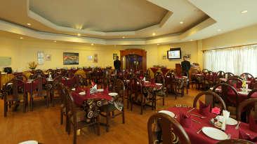 Kufri Holiday Resort Restaurant 2