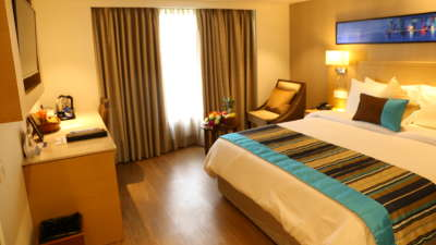 Superior Rooms Sarovar Portico Ahmedabad 24