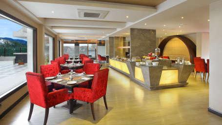 Craignano- restaurant Marigold Sarovar Portico Mashobra, restaurants in shimla, resorts in shimla