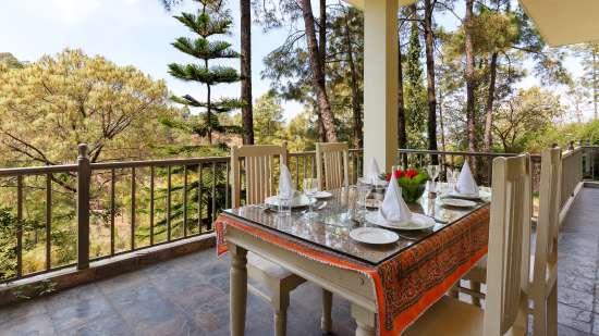 7 Pines - Kasauli Himachal Pradesh 2