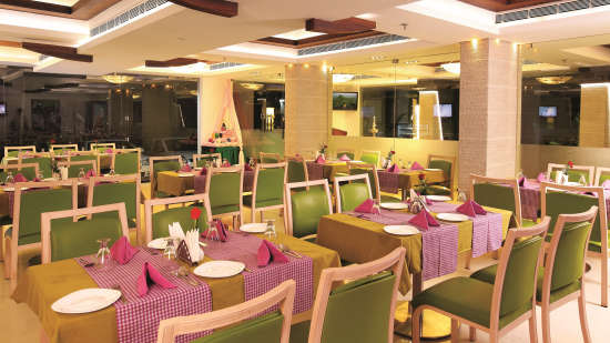 yummy arabia Arabian Restaurant at Biverah Hotel and Suites, Arabian Restaurant in Trivandrum 3