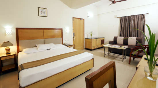 Suite at Hotel Geetha Regency in Guntur 6