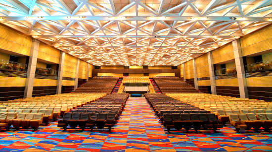 Sabari Hall at gokulam park and convention centre kochi , confreence halls in kochi 2