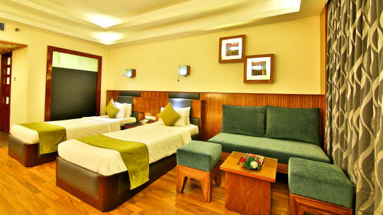 Superior Rooms at gokulam park and convention centre cochin , rooms in kaloor 6