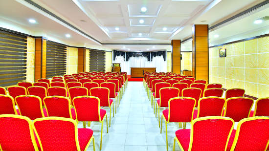 Banquet halls, Hotel Sree Gokulam Fort, event venues in Thalassery1
