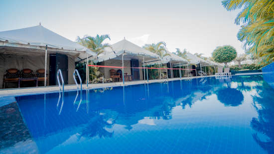 Hotel with swimming pool, Pride Hotel, Indore hotels