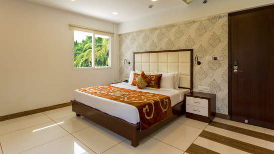 Deluxe Rooms Summit Hampton Hotel Thekkady
