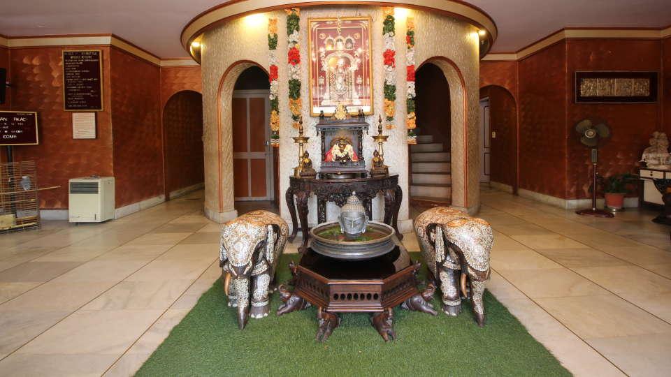 Hotel Darshan Palace, Mysore Mysore Entry artefacts Hotel Darshan Palace Mysore