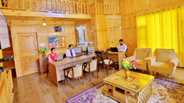Travel Desk at Amara Resorts Manali, Luxury resort in Manali