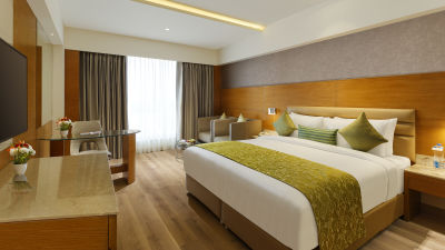 hotel rooms in Jhansi, Nataraj Sarovar Portico Jhansi, business hotels in Jhansi