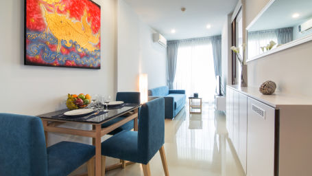 First Choice Suites Group  1 Mountain View Suite First Choice Grand Suites Hua Hin Thailand Hua Hin Service Apartments