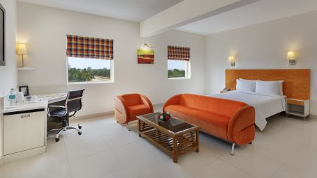 Suite Room Hometel Roorkee 3