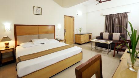 Suite at Hotel Geetha Regency in Guntur 6