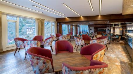 Merlins Bar at our Luxury 5 star hotel in Shimla