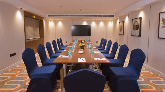 Board Room at Hotel Southend By TGI - Bommasandra Bangalore1