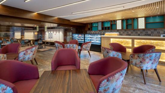 Bars in Shimla, Pubs in Shimla, Merlin's Bar at The Orchid, Shimla