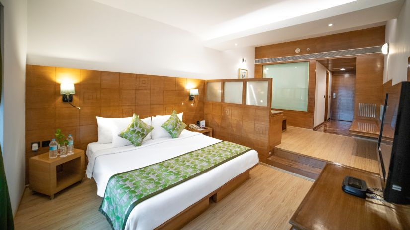 Premier Rooms at The Orchid Hotel, Ecotel Hotel in Pune, Luxury Hotels in Pune, Rooms In Pune
