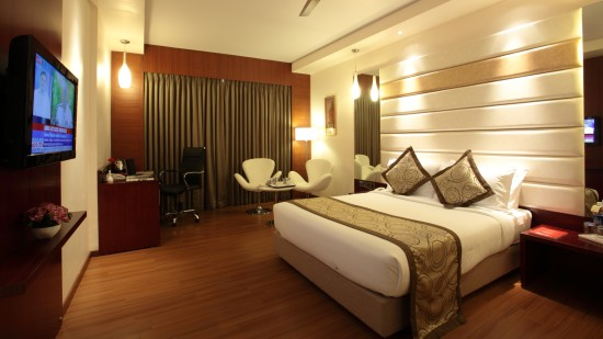 Superior Room at Hotel Daspalla Hyderabad