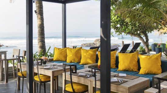 The Runcible Spoon in Galle, Owl and the Pussycat hotel and restaurant in thalpe, dining in Galle 8