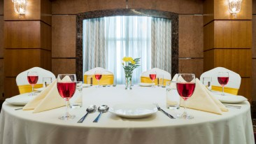 Banquet at Hablis Hotels Chennai 11