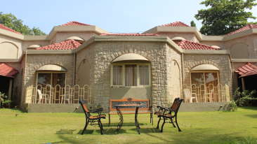 Ras Resorts in Silvassa Facade Lobbies and Temple 9