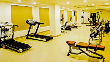 5 Gymnasium Spectrum Hotel and Residences Udaipur by 1589 Hotels