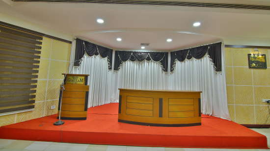 Banquet halls, Hotel Sree Gokulam Fort, event venues in Thalassery2
