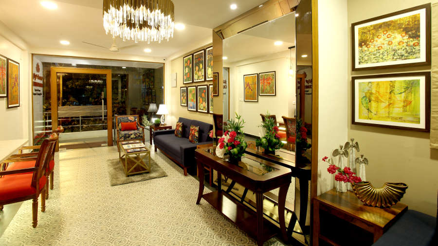 Crimson Lotus Bangalore 3-star hotels in Bangalore Hotels near Peenya 28