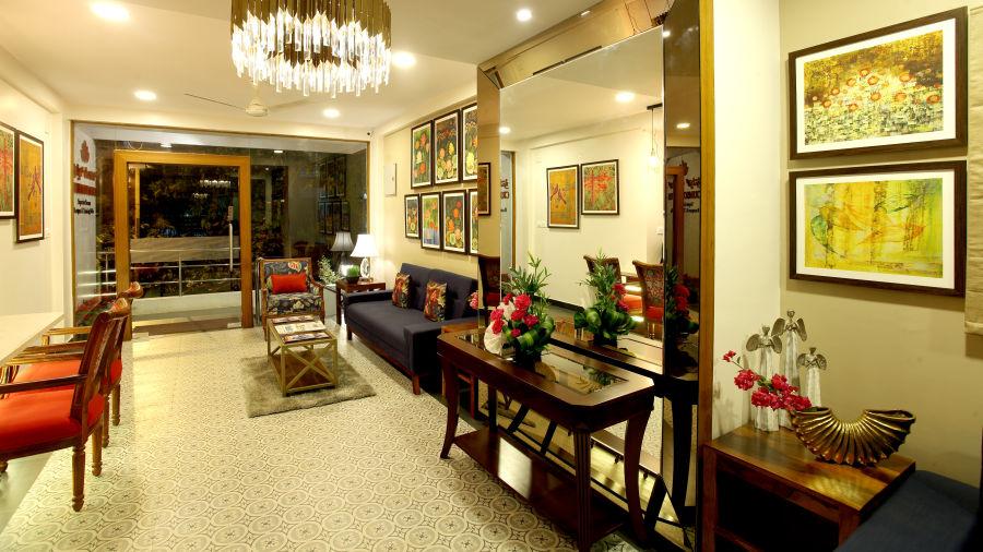 Crimson Lotus Bangalore 3-star hotels in Bangalore Hotels near Peenya 28