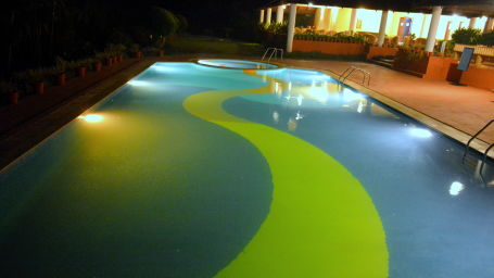 Kadkani Riverside Resorts, Coorg Coorg Pool 1 Kadkani River Resort Coorg