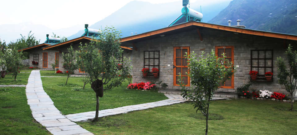 Premises at Larisa Mountain Resort in Manali - Boutique Hotels in Manali 46