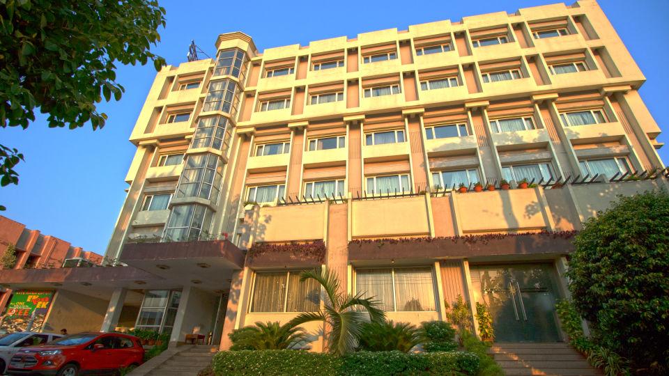 VITS Bhubaneswar Hotel Bhubaneswar Building 6 - VITS Hotel Bhubaneswar