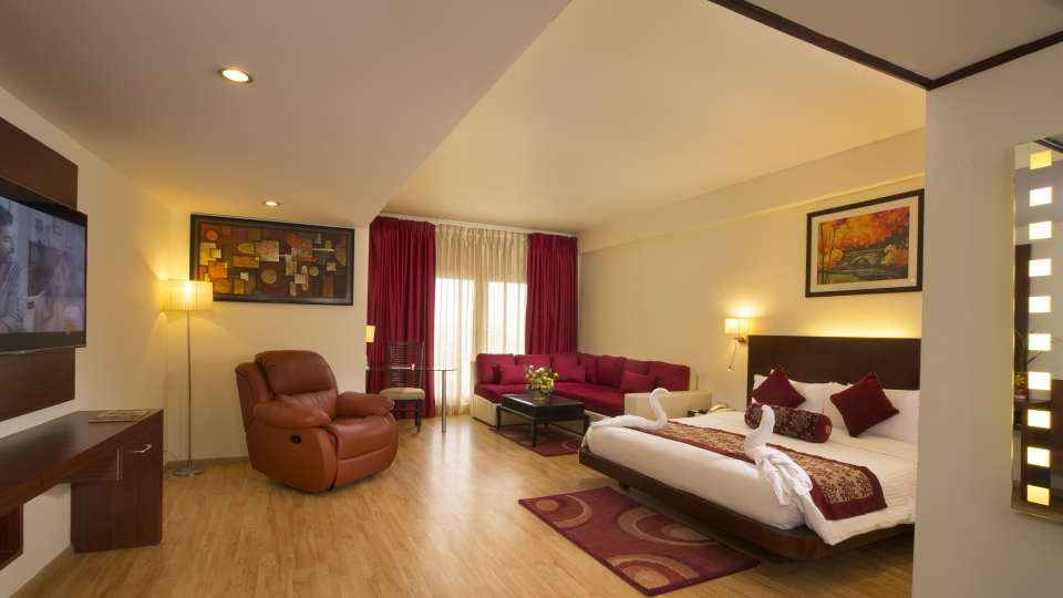 Family Suite Hotel Atithi Pondicherry 2