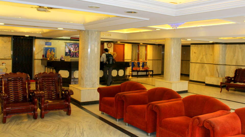 Hotel Yasodha Towers Hosur Lobby and Reception 2 at Hotel Yasodha Towers Hosur