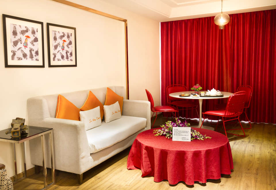 Quad Rooms, Zone By The Park , Best Rooms In Jaipur ,Jaipur Rooms 3