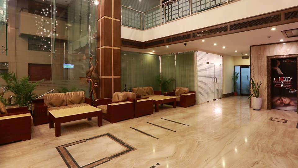 Hotel Abhimaani Vasathi, Rajajinagar, Bangalore Bangalore LOBBY Hotel Abhimaani Vasathi Rajajinagar Bangalore 3