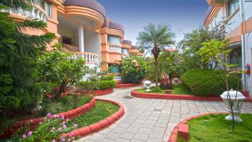 Facade  Lotus Eco Beach Resort Benaulim Goa Benaulim Goa  Benaulim Beach Resort 3