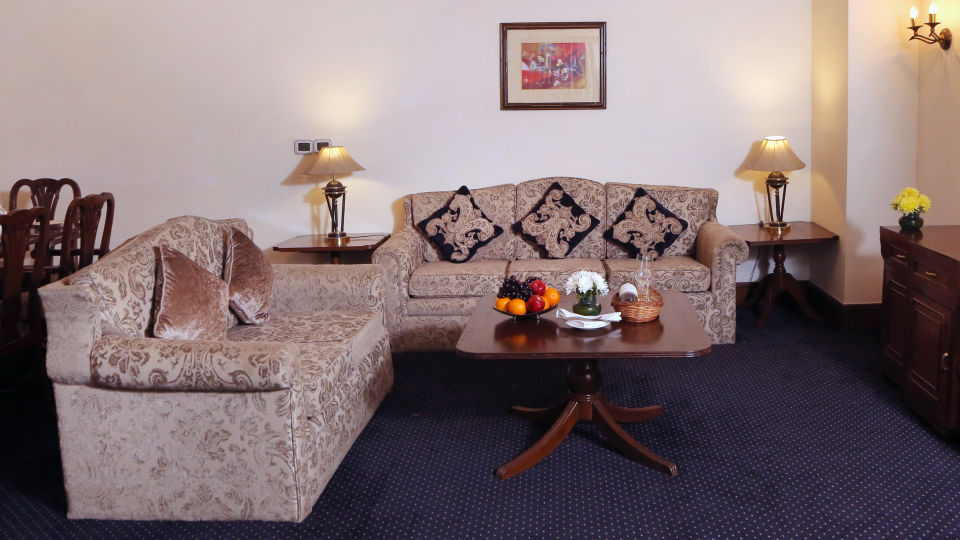Business Suite, The Bristol Hotel Gurgaon, 5-star Hotel In Gurgaon 7684