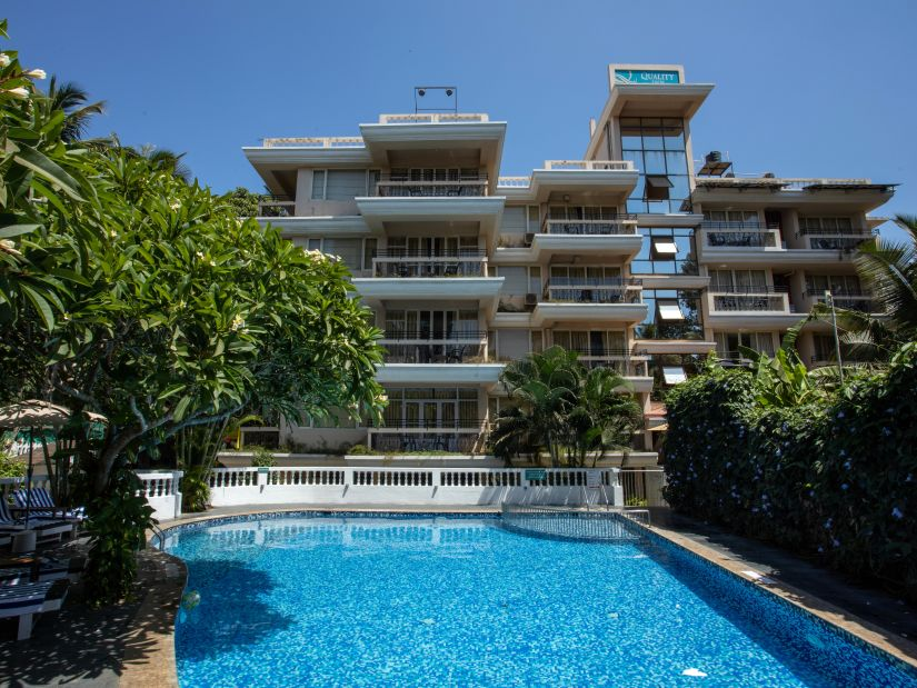 Best Rooms at Calangute Beach, North Goa, Best Rooms in Calangute North Goa, Suites in North Goa, Calanguteocean palms  gen-4