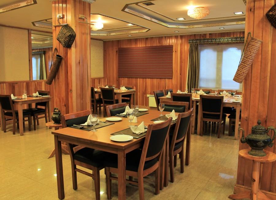 alt-text Restaurant at Tashi Phuntshok Paro 1
