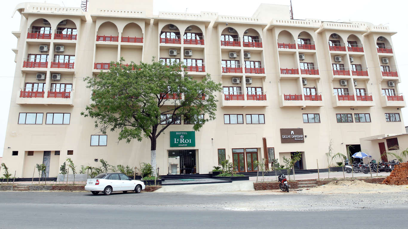 Le Roi Udaipur Hotel Budget Hotel In Udaipur Budget Hotels In