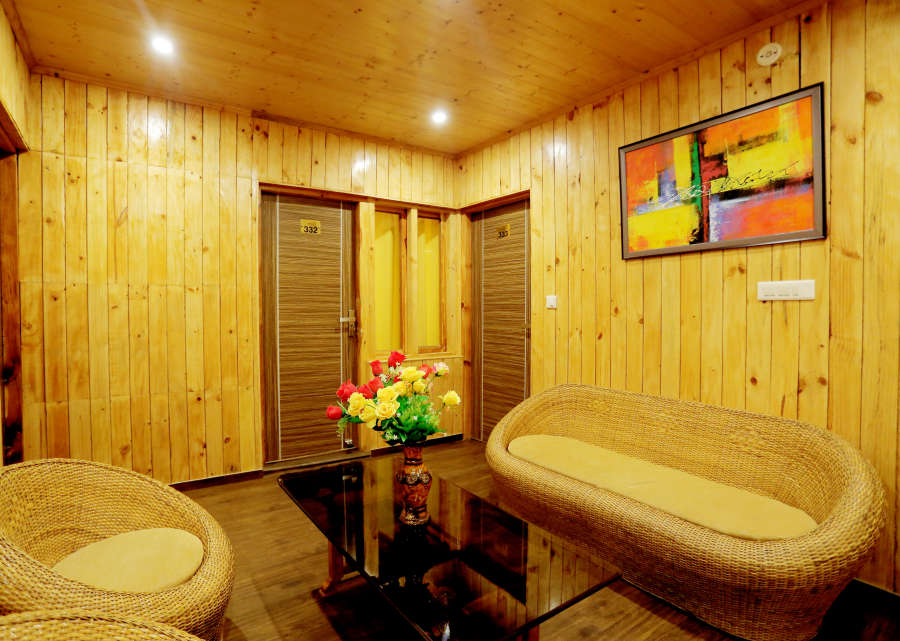 alt-text Amara 3-Bedroom Cottage 4, Amara Resorts, Manali, Holiday resort in Manali