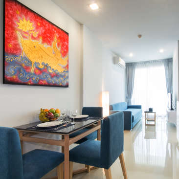 First Choice Grand Suites Hua Hin 1 Mountain View Suite First Choice Grand Suites Hua Hin Thailand 3