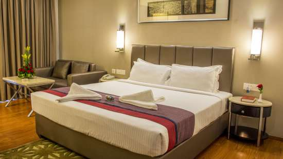 Hotel Bliss Luxury Hotel in Tirupati Online Booking executive room 4
